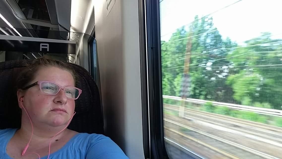 Foto giovy treno