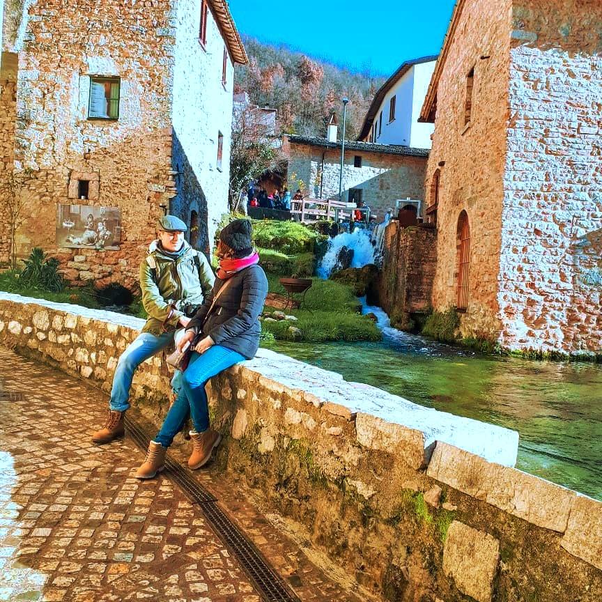 Rasiglia la Venezia Umbra