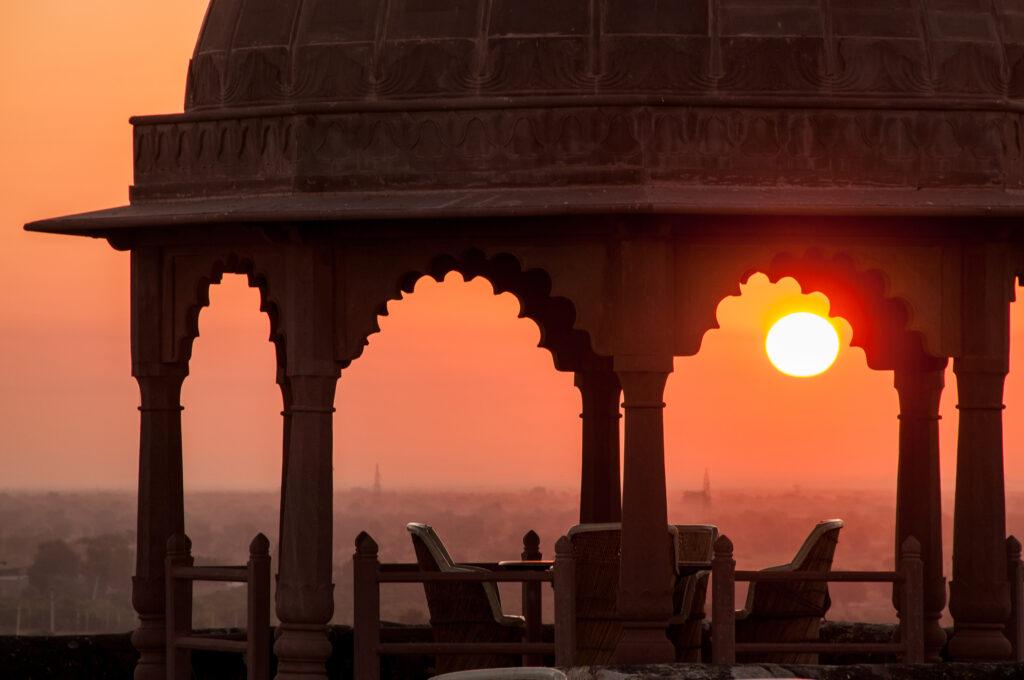 Khimsar India
