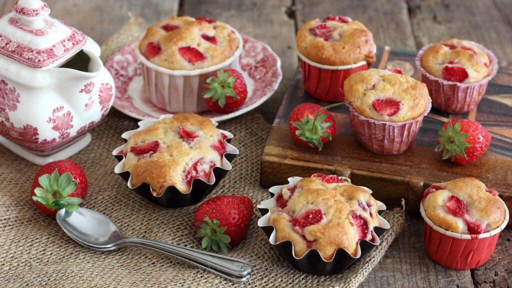 muffin-fragole7